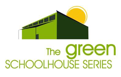 The Green Schoolhouse logo