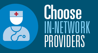 Choose in network providers